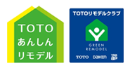 TOTOロゴ